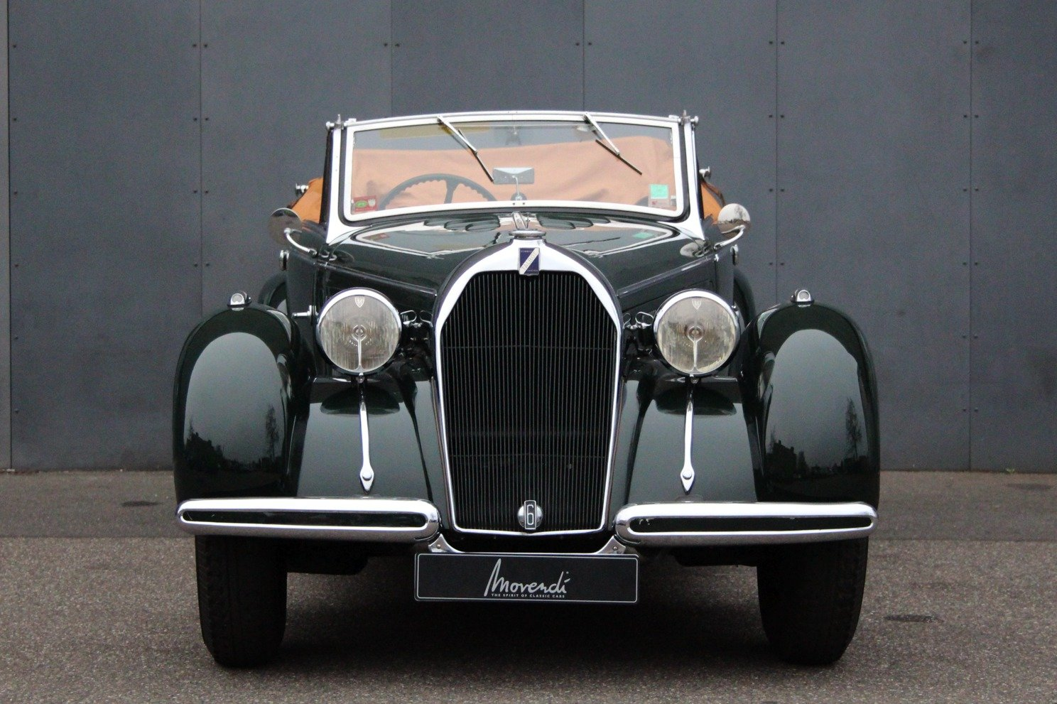 1937 Talbot Lago T150 S Lago Spéciale RHD For Sale (picture 6 of 6)