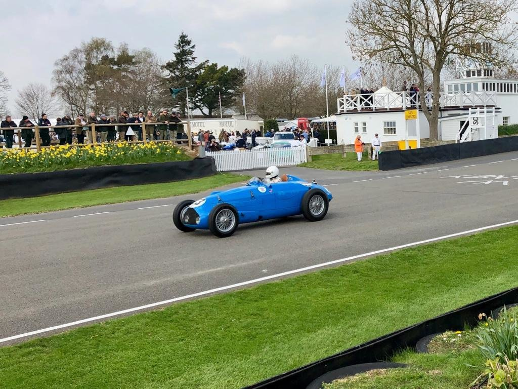 1936 T150C/T26SS - road legal Grand prix car For Sale (picture 4 of 6)