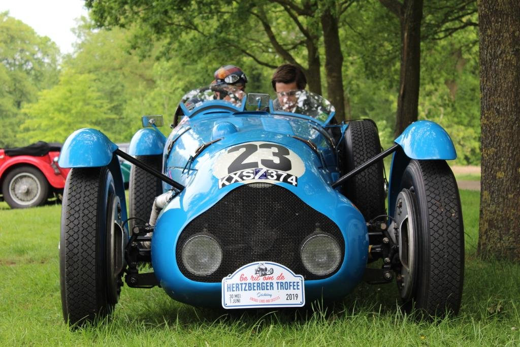 1936 T150C/T26SS - road legal Grand prix car For Sale (picture 5 of 6)