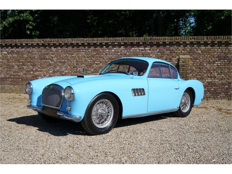 1958 Talbot Lago T14 V8 America Coupe one of only 12 made! stunni For Sale (picture 1 of 6)
