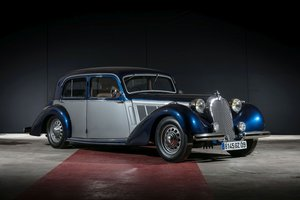 1939 Talbot-Lago T15 Cadette berline - No reserve