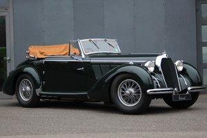 1937 Talbot Lago T150 S Lago Spéciale RHD