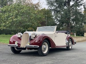 Picture of 1939 Talbot Baby T15 Cabriolet