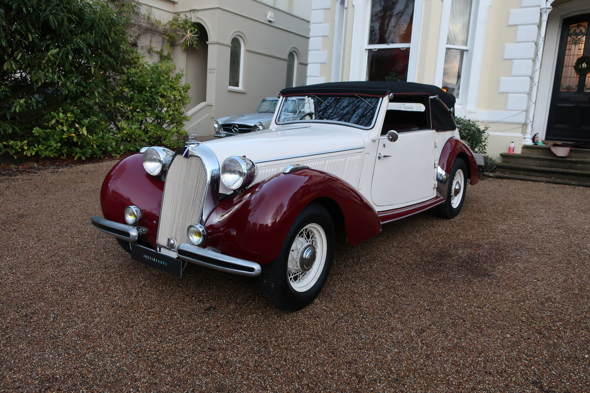 1939 Talbot-Lago T15 Baby Cabriolet RHD For Sale (picture 5 of 12)