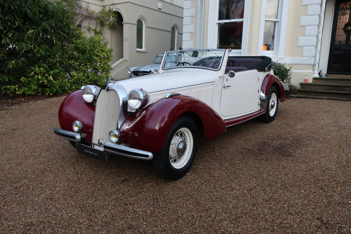 1939 Talbot-Lago T15 Baby Cabriolet RHD For Sale (picture 7 of 12)