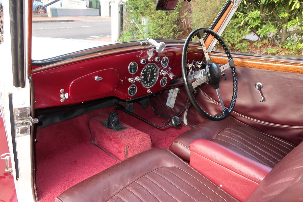 1939 Talbot-Lago T15 Baby Cabriolet RHD For Sale (picture 10 of 12)
