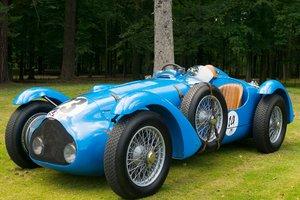 1936 Talbot Lago T150C Road legal Grand Prix Car
