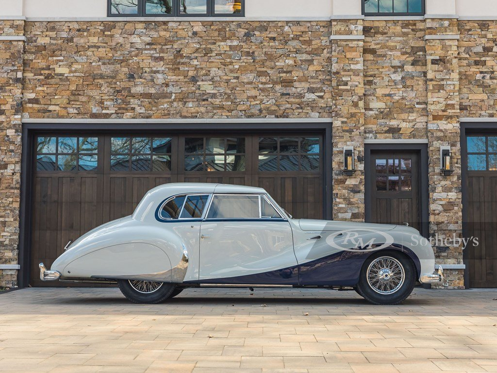1948 Talbot-Lago T26 Record Sport Coupe de Ville by Saoutchi For Sale by Auction (picture 5 of 12)