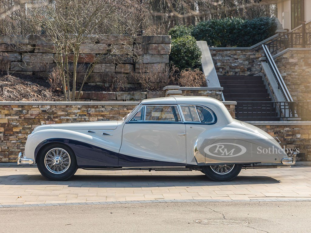 1948 Talbot-Lago T26 Record Sport Coupe de Ville by Saoutchi For Sale by Auction (picture 6 of 12)