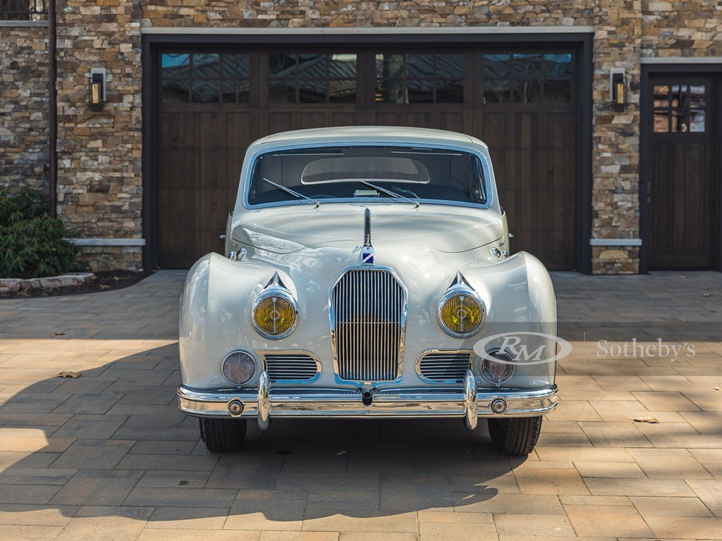 1948 Talbot-Lago T26 Record Sport Coupe de Ville by Saoutchi For Sale by Auction (picture 7 of 12)