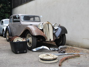 Picture of 1934 Talbot Lago T120 Baby Project For Sale by Auction