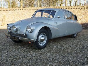 1946 Tatra T87 fully restored condition, very rare!