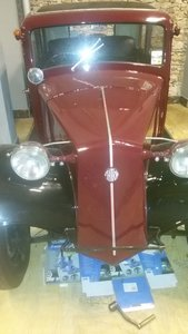 TATRA T57 1932 For Sale by Auction