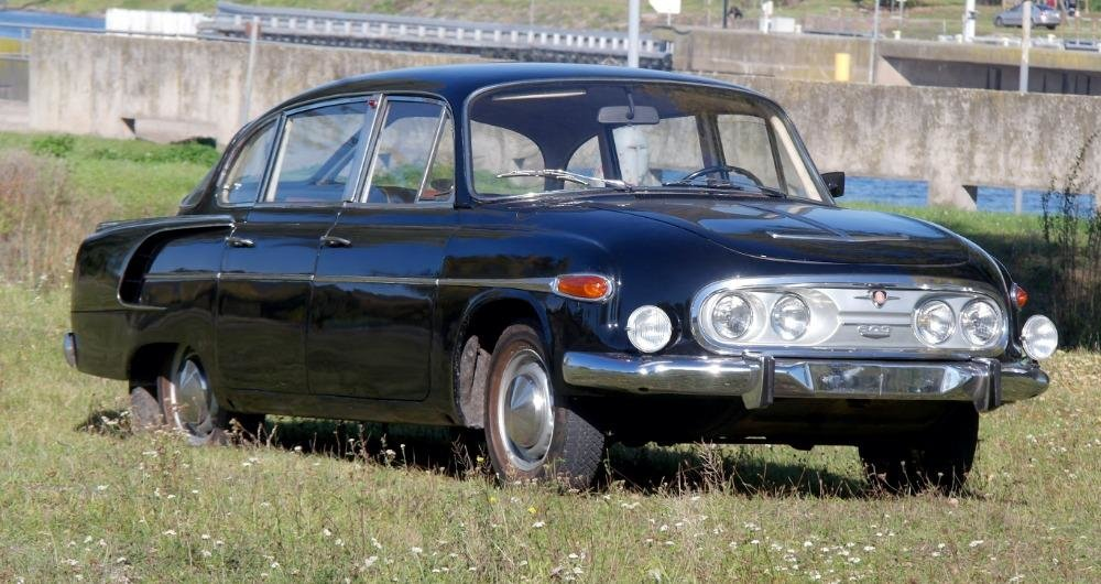 1965 Tatra 603 - 2 LHD For Sale (picture 1 of 6)