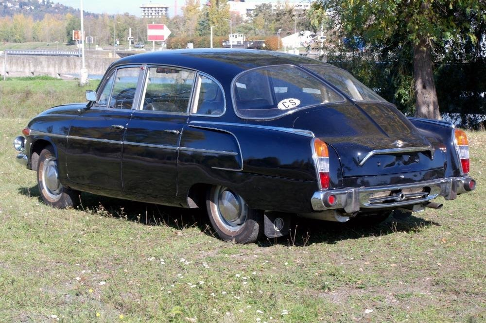 1965 Tatra 603 - 2 LHD For Sale (picture 2 of 6)