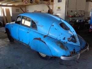 1950 Tatra 600 Tatraplan For Sale