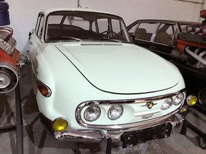Tatra 603 white