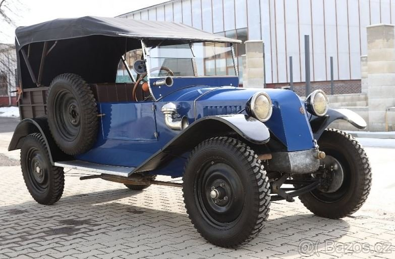 1926 Tatra 12 Normandia For Sale (picture 1 of 6)