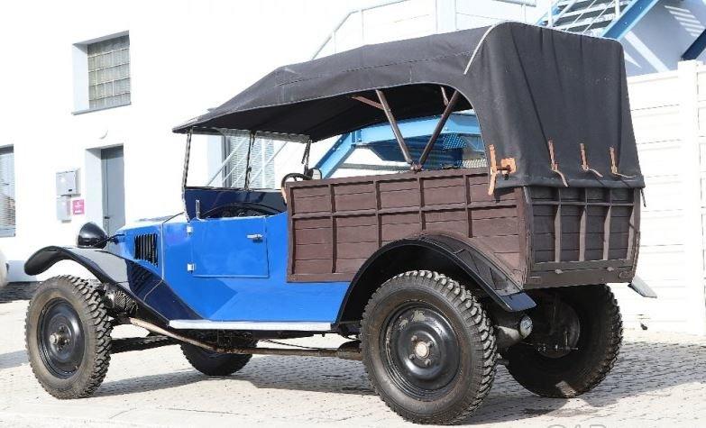 1926 Tatra 12 Normandia For Sale (picture 2 of 6)