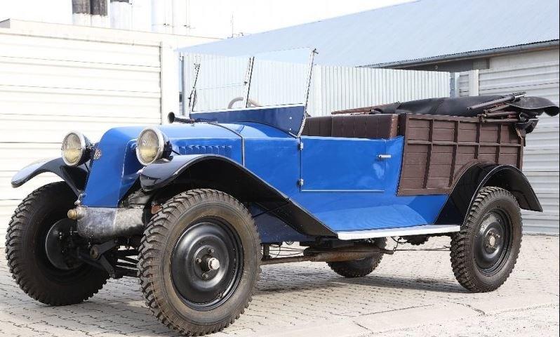 1926 Tatra 12 Normandia For Sale (picture 3 of 6)