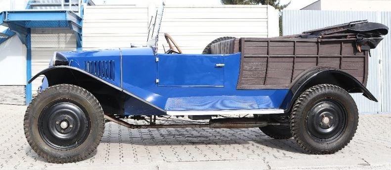 1926 Tatra 12 Normandia For Sale (picture 4 of 6)