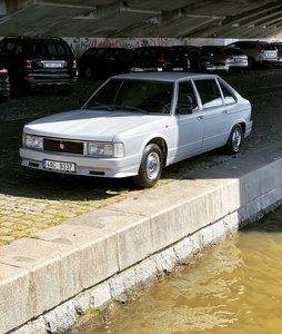 1982 Tatra 613 Special