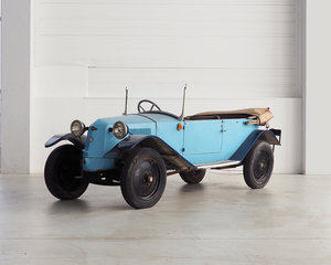 1930 Tatra Typ 12