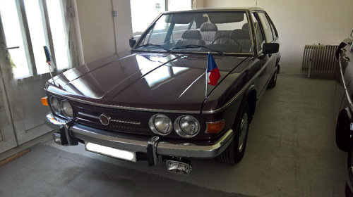 1976 Tatra 613 in excelent condition For Sale (picture 1 of 6)