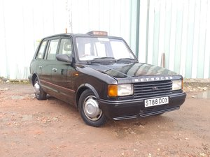 1999 London taxi 2.5 transit Di Metrocab. LONG MOT