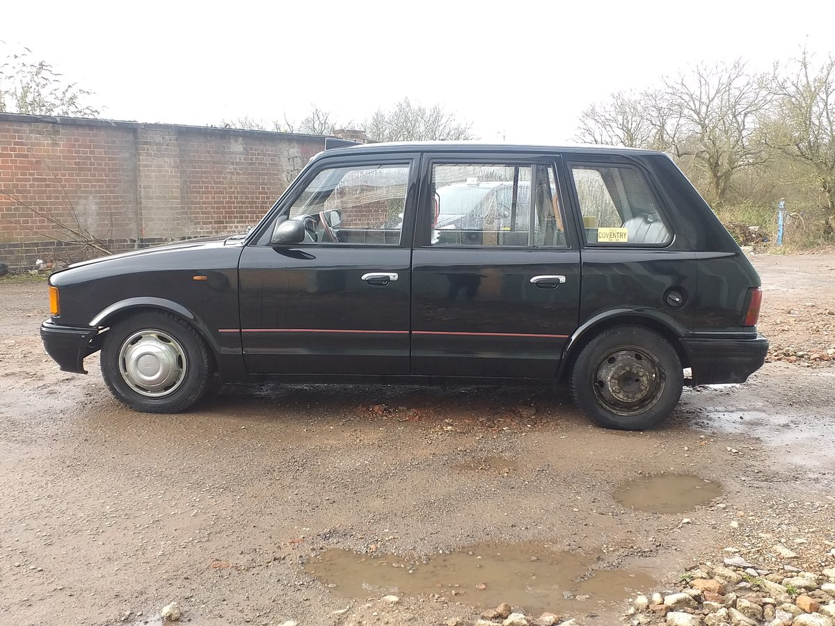 1999 London taxi 2.5 transit Di Metrocab. LONG MOT For Sale (picture 4 of 6)