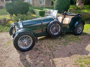 1974 Teal Bugatti Type 35 Tourer for auction 29th-30th October For Sale by Auction