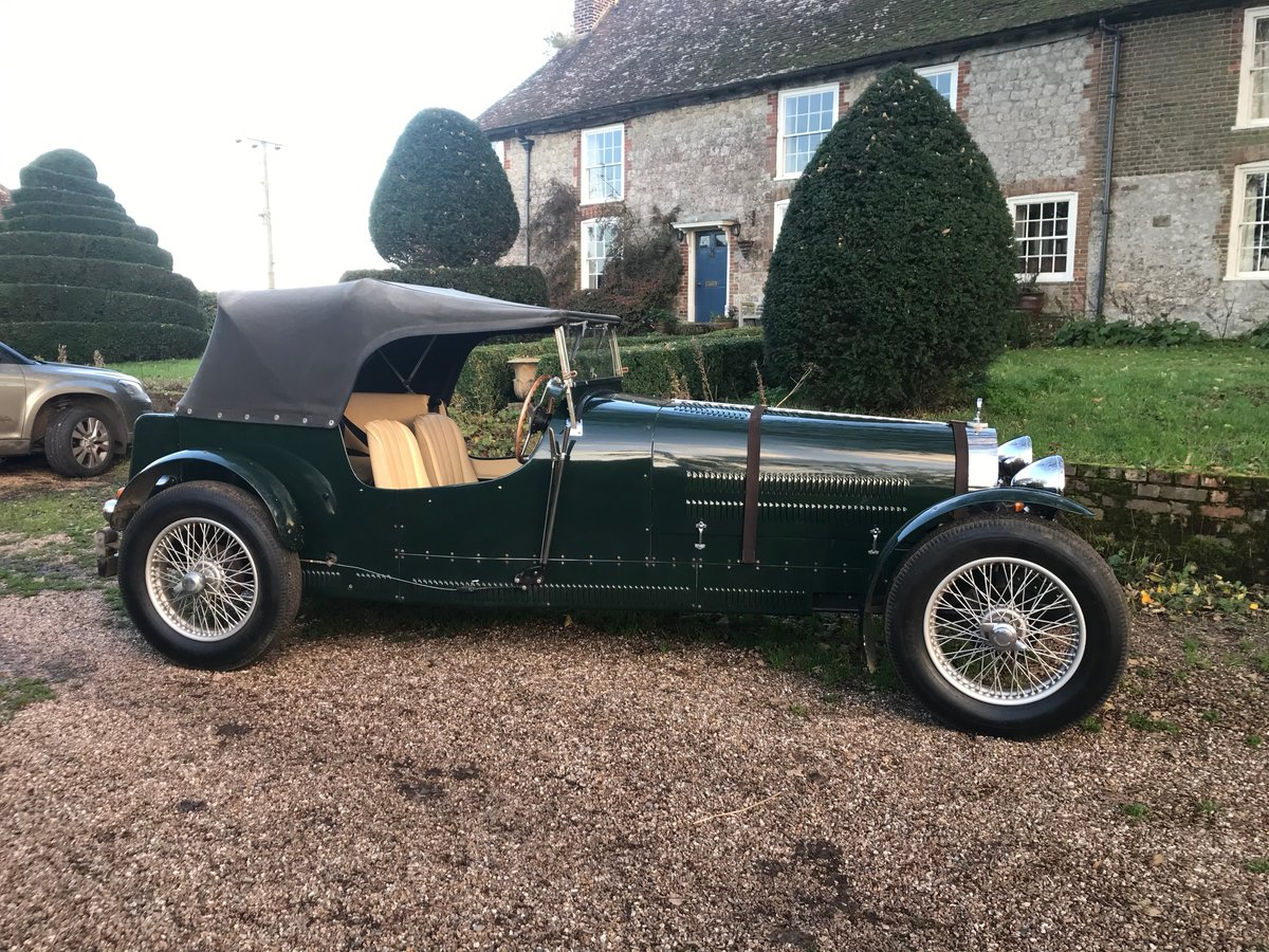 1974 Teal Type 35 Bugatti Tourer  For Sale (picture 2 of 6)