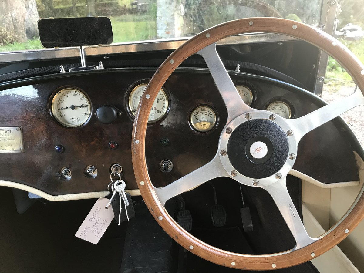 1974 Teal Type 35 Bugatti Tourer  For Sale (picture 6 of 6)