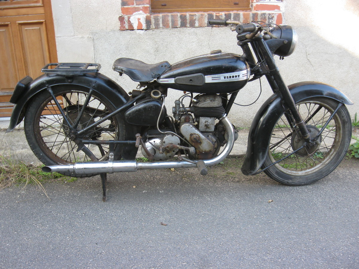 1950 Terrot 350 hctl For Sale (picture 1 of 6)