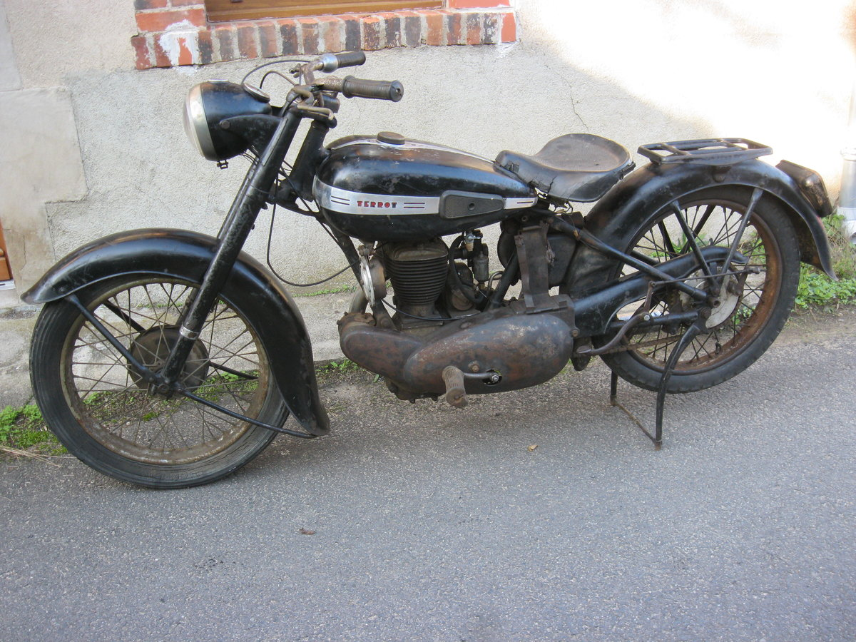 1950 Terrot 350 hctl For Sale (picture 2 of 6)