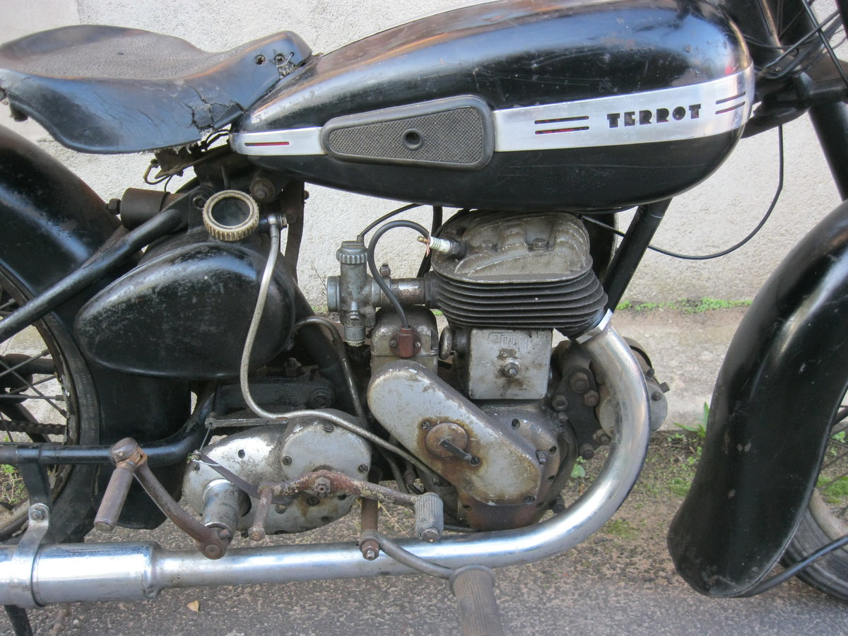 1950 Terrot 350 hctl For Sale (picture 3 of 6)