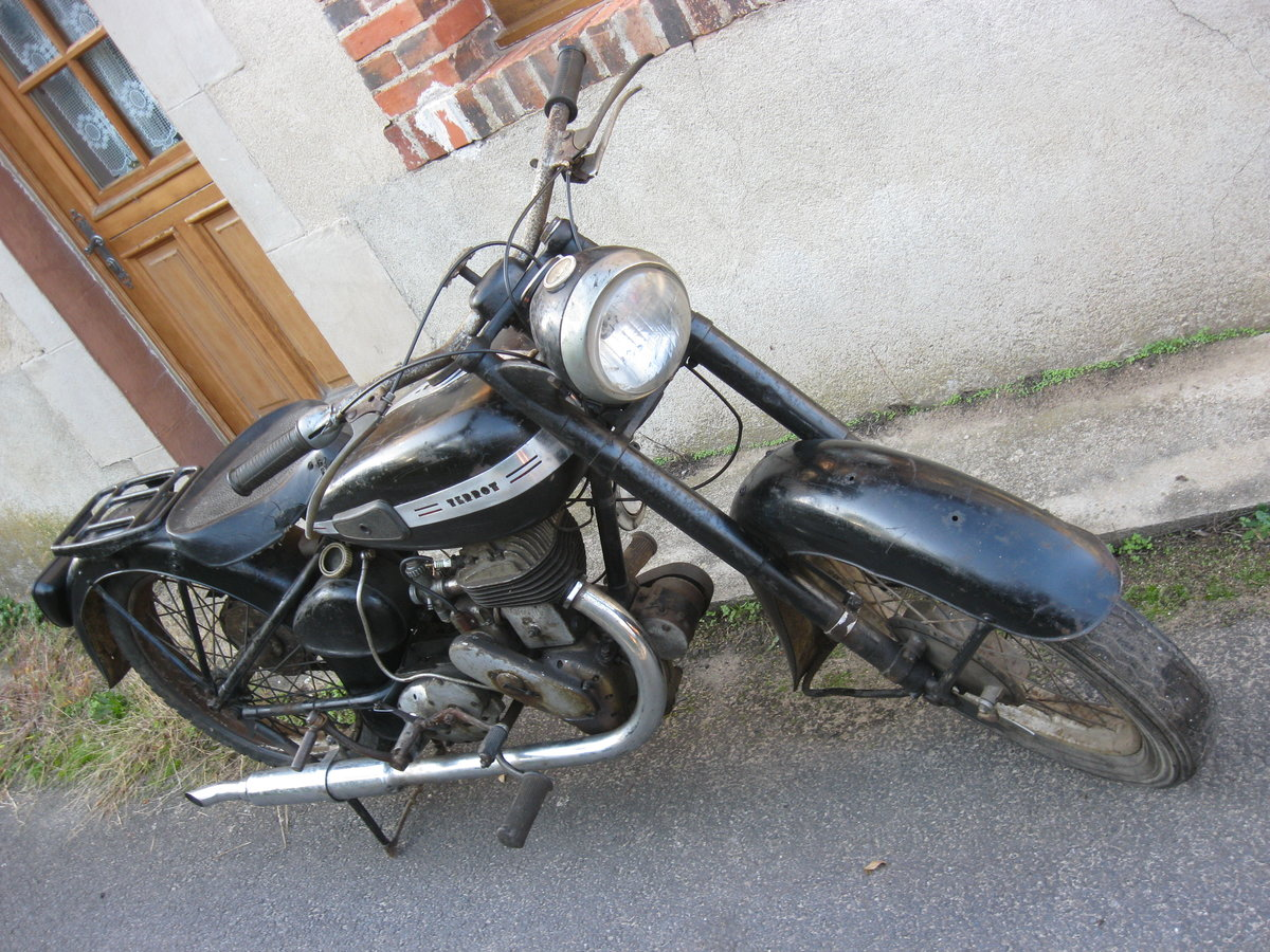 1950 Terrot 350 hctl For Sale (picture 4 of 6)