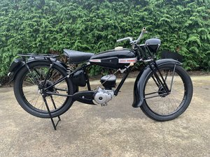 Picture of 1949 Terrot MT349 100cc