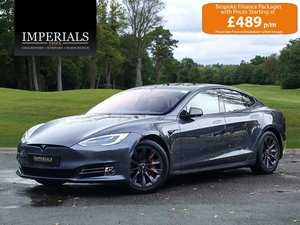 2019 TESLA  MODEL S  P100D LUDICROUS SALOON AUTO  89,948 For Sale