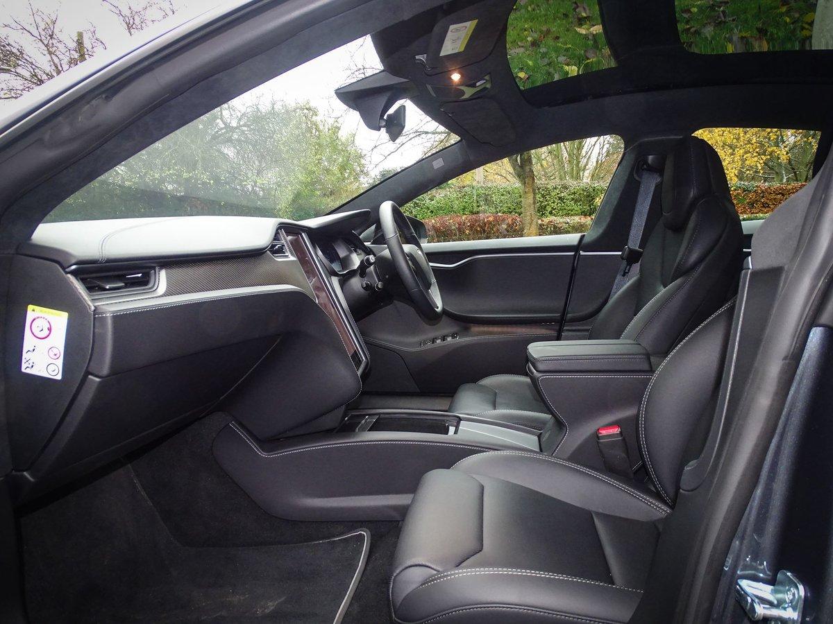 2019 TESLA  MODEL S  P100D LUDICROUS SALOON AUTO  89,948 For Sale (picture 3 of 24)