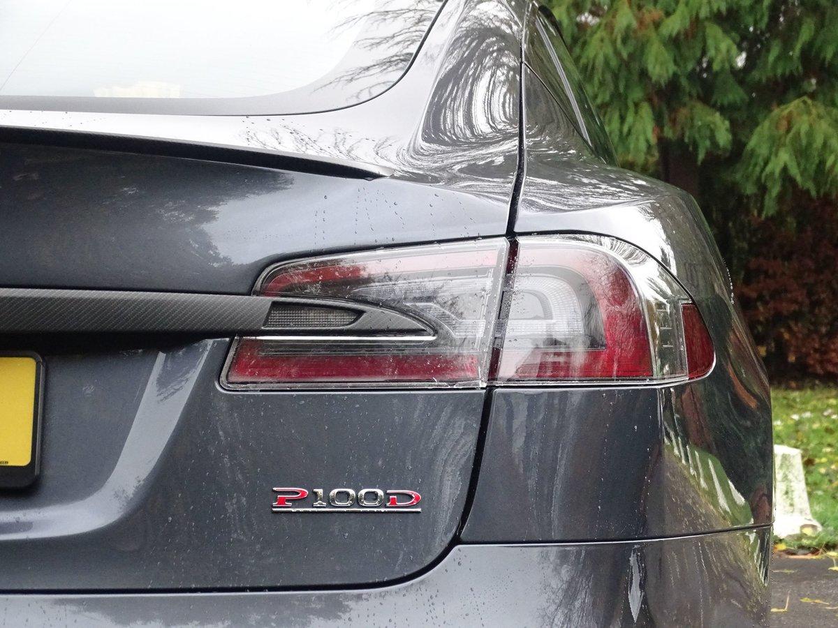 2019 TESLA  MODEL S  P100D LUDICROUS SALOON AUTO  89,948 For Sale (picture 18 of 24)