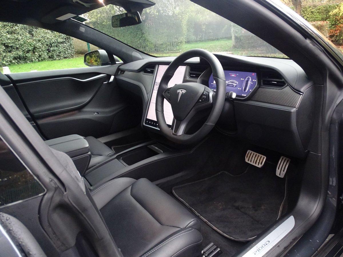 2019 TESLA  MODEL S  P100D LUDICROUS SALOON AUTO  89,948 For Sale (picture 19 of 24)