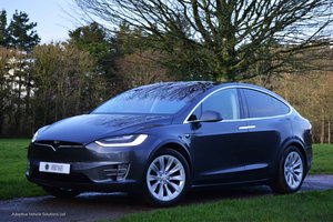 2017 Tesla Model X 90D includes Free Public Supercharging For Sale