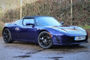 2011 Tesla Roadster For Sale by Auction
