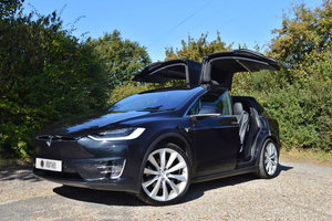 2017 Tesla Model X 100D inc 6 Seats + Enhanced Autopilot