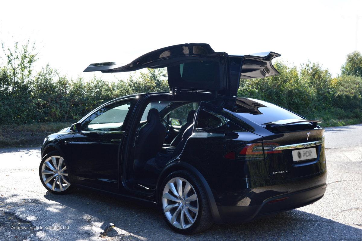 2017 Tesla Model X 100D inc 6 Seats + Enhanced Autopilot For Sale (picture 2 of 6)