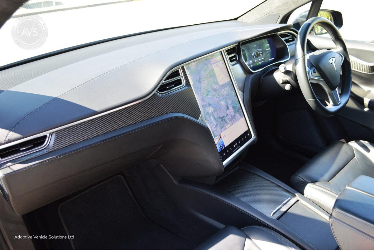 2017 Tesla Model X 100D inc 6 Seats + Enhanced Autopilot For Sale (picture 4 of 6)