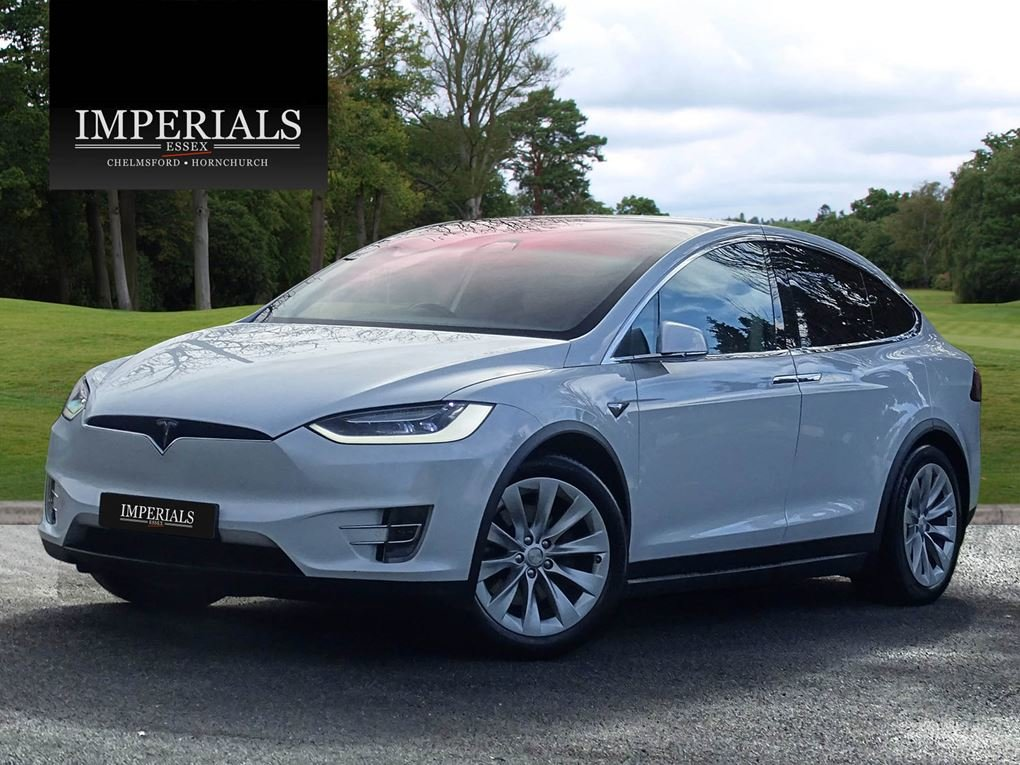 2017 TESLA  MODEL X  75D 7 SEATER  57,948 For Sale (picture 1 of 24)