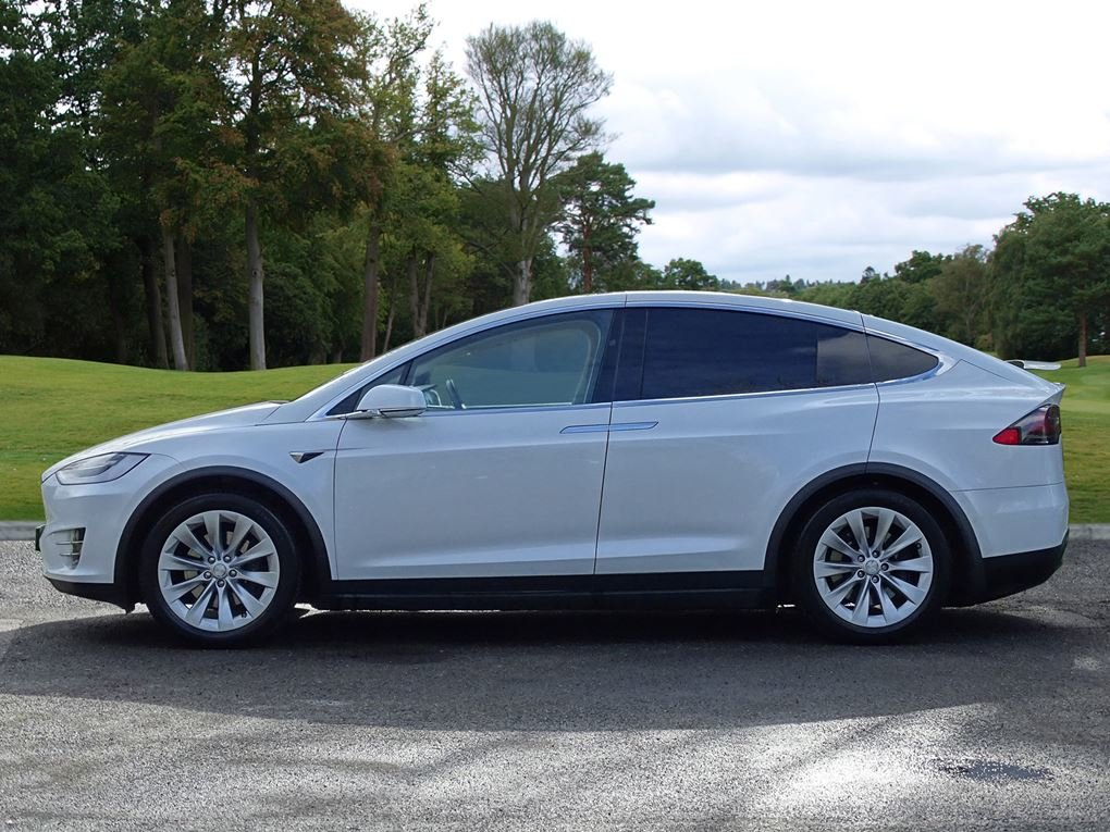 2017 TESLA  MODEL X  75D 7 SEATER  57,948 For Sale (picture 2 of 24)