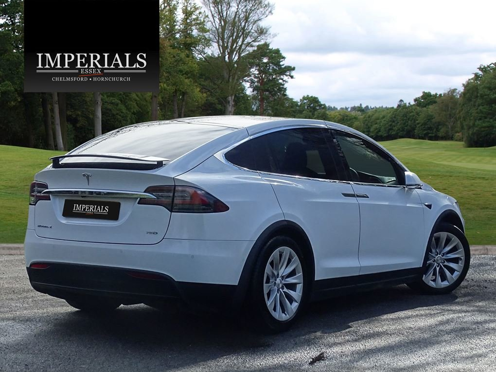 2017 TESLA  MODEL X  75D 7 SEATER  57,948 For Sale (picture 4 of 24)